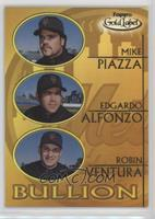 Mike Piazza, Edgardo Alfonzo, Robin Ventura