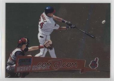 2000 Topps Stadium Club Chrome - Chrome Previews #SCC6 - Manny Ramirez