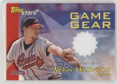 2000 Topps Stars - Game Gear Jerseys #GGJ1 - Kevin Millwood