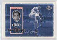 Sandy Koufax /250