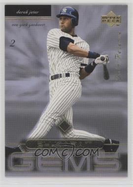 2000 Upper Deck Gold Reserve Baseballcardpediacom
