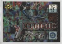 Ken Griffey Jr. (Ivan Rodriguez Shockwave Back)