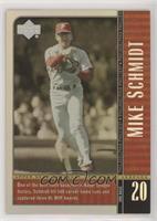 Mike Schmidt #/100
