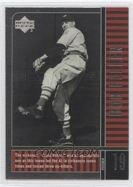 2000 Upper Deck Legends - [Base] #39 - Bob Feller