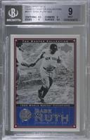Babe Ruth /500 [BGS9MINT]