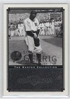 Lou Gehrig (Card Issued without Memorabilia) #/500