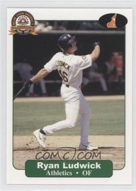 2001 Arizona Fall League Prospects - [Base] #17 - Ryan Ludwick
