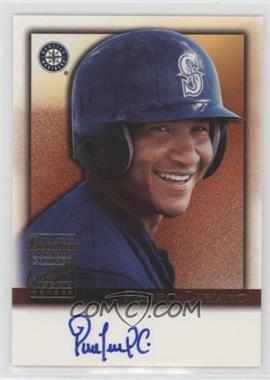 2001 Bowman - Autographs #BA-PL - Pedro Liriano
