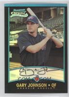 Rookie Refractors - Gary Johnson