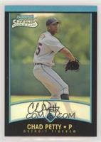 Rookie Refractors - Chad Petty