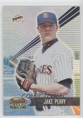2001 Bowman's Best - [Base] #178 - Jake Peavy /2999