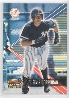 2001 Bowman's Best - [Base] #179 - Elvis Corporan /2999