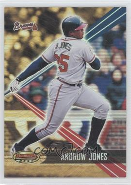 2001 Bowman's Best #33 - Andruw Jones - Courtesy of COMC.com