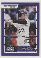 Larry Walker [EX to NM] #/5
