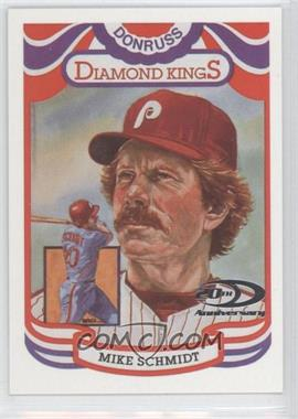 2001 Donruss - Diamond Kings Reprints #DKR-9 - Mike Schmidt /1984