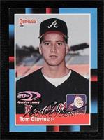 Tom Glavine [NoneNoted] #/88