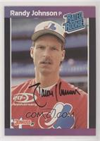 Randy Johnson #/89