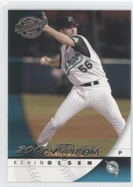 2001 Donruss Class Of 2001 - [Base] #160 - Kevin Olsen /1875