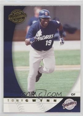 2001 Donruss Class Of 2001 - [Base] #19 - Tony Gwynn