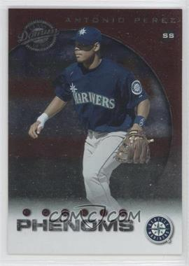 2001 Donruss Class Of 2001 - [Base] #217 - Antonio Perez /625