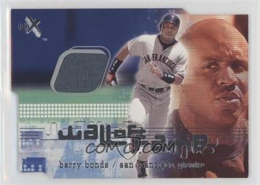 2001 EX - Wall of Fame #BABO - Barry Bonds