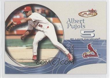2001 Fleer Futures - [Base] #224 - Albert Pujols /2499
