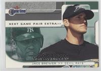 Jace Brewer, Derek Jeter /200