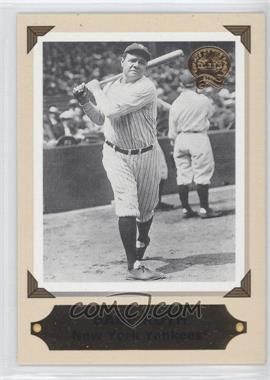 2001 Fleer Greats of the Game - Retrospection Collection #1RC - Babe Ruth