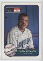 Tony Womack /201