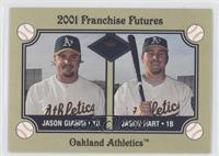 Jason Giambi, Jason Hart /201