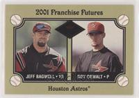 Jeff Bagwell, Roy Oswalt #/201