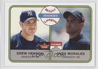 Drew Henson, Andy Morales