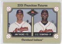 Franchise Futures - Jim Thome, C.C. Sabathia
