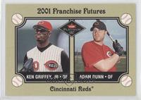 Franchise Futures - Adam Dunn, Ken Griffey Jr.