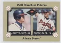 Franchise Futures - Chipper Jones, Marcus Giles