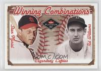 Stan Musial, Ted Williams /250