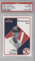Ted Williams [PSA 10]