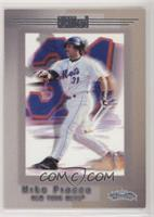 Mike Piazza [NoneEXtoNM] #/50