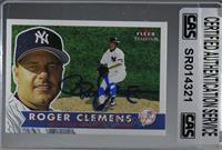 Roger Clemens [CAS Certified Sealed]