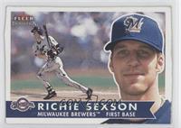 Richie Sexson [NoneGoodtoVG‑EX]