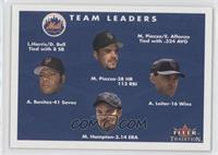 Mike Piazza, Armando Benitez, Al Leiter, Mike Hampton