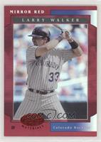 Larry Walker [EX to NM] #/75