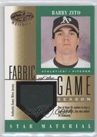 Barry Zito (Career Stat) /78
