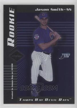 2001 Leaf Limited - [Base] #205 - Jason Smith /1500