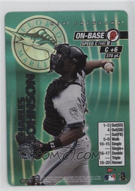 2001 MLB Showdown Pennant Run - [Base] #101 - Charles Johnson