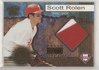 Scott Rolen #/157