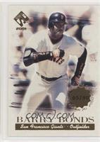 Barry Bonds #/90