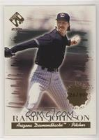 Randy Johnson #/90