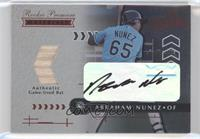 Abraham Nunez /700