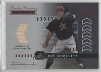 Rookie Premiere Materials - Roy Oswalt [EX to NM] #/700